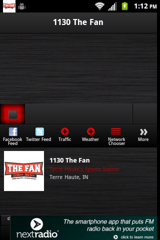 1130 The Fan - screenshot
