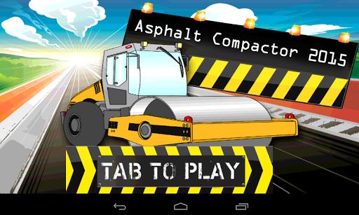 Asphalt Compactor 2015