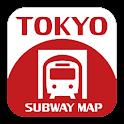 ekipedia Subway Map Tokyo