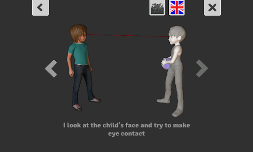 Making contact- screenshot thumbnail