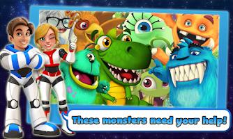 Screenshot of Monsterama Planet