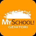 MySchool! Genitori smartphone icon