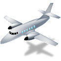 Aircraft descent calculator icon