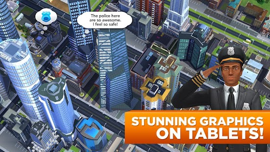 SimCity BuildIt Screenshot 27