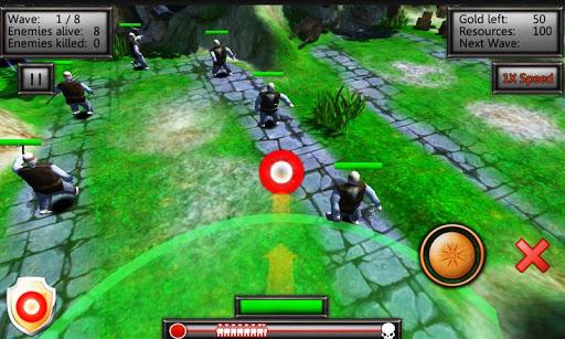 城堡突袭 3D 解謎 App-癮科技App