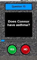 Screenshot of The Vamps Quiz