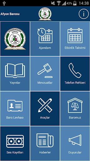 Afyonkarahisar Barosu - Avukat