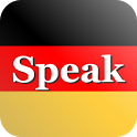 Speak German Words Free icon