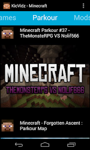 KicVidz - Minecraft - screenshot thumbnail