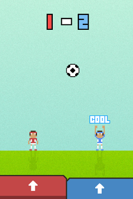 Soccer Ball for 2 Players - screenshot