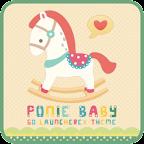 Poniebaby Theme GO LauncherEX