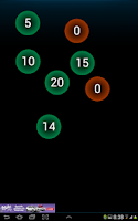 Screenshot of Brain Math Game