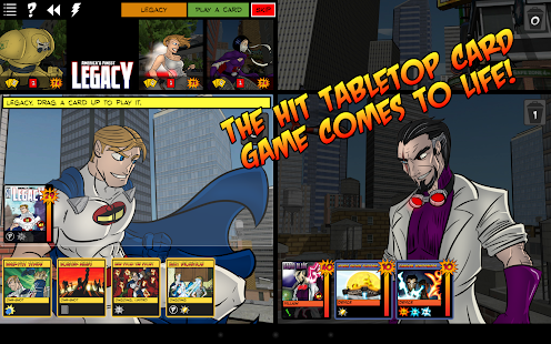 Sentinels of the Multiverse Screenshot