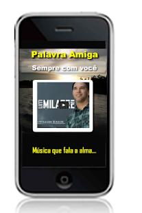 Palavra Amiga e Motivacional - screenshot thumbnail