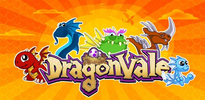 DragonVale image from GooglePlay store