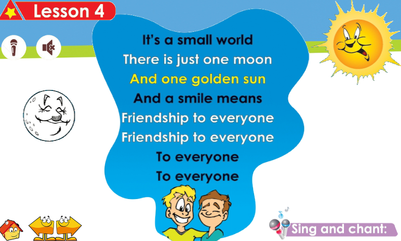 Common Worksheets » English Lesson For Kindergarten - Preschool and ...