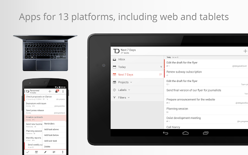 Todoist: To-Do List, Task List Screenshot 26