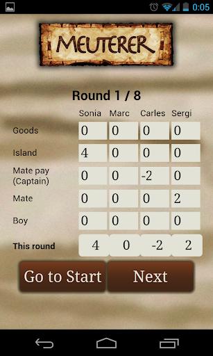 玩工具App|Meuterer Scoring Sheet免費|APP試玩