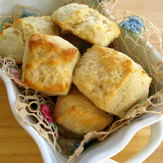 Flaky Cream Biscuits