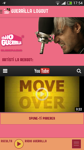 【免費音樂App】Guerrilla Logout-APP點子