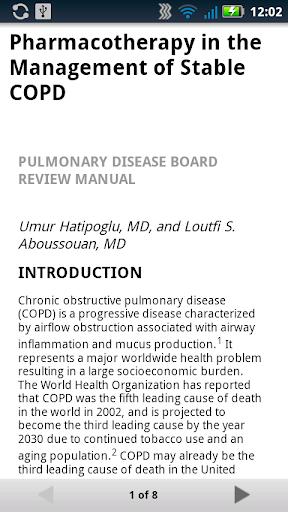 【免費醫療App】Pulmonary Board Review-APP點子