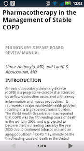 Pulmonary Board Review - screenshot thumbnail