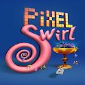 Pixel Swirl icon