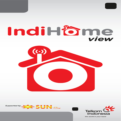 IndiHomeView 2.0,IPCAM,WIFICAM 媒體與影片 LOGO-玩APPs