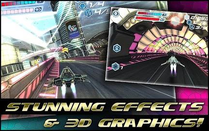 FLASHOUT 3D: Zeemote Edition Screenshot 1