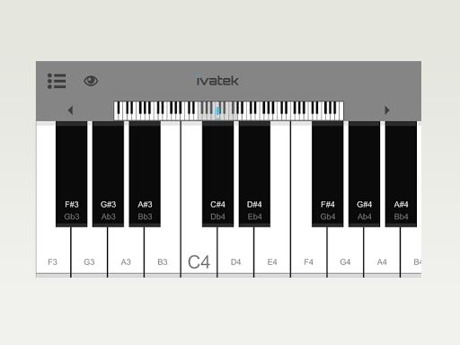 Flat Piano Free