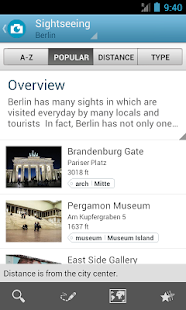 Germany Guide by Triposo - screenshot thumbnail