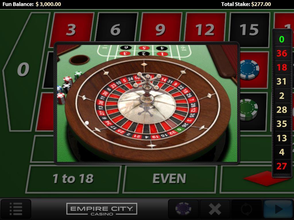 casino roulette game 1 0 download