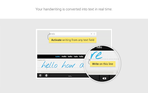 MyScript Stylus (Beta) Screenshot 5
