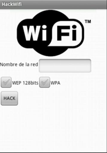 HackWifi