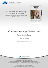 Constipation in Palliative Care