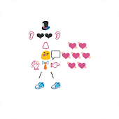Fun Emoji Art For whatsapp