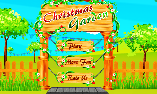 Baby Christmas Garden