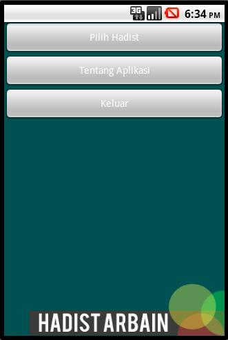 Hadist Arbain Indonesia