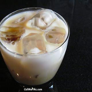 Almond Latte'
