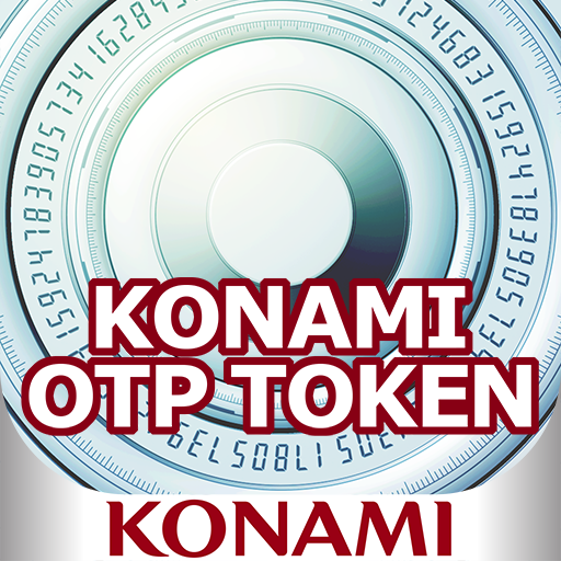 KONAMI OTP TOKEN (World Wide)