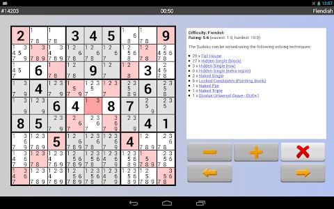 Sudoku 10'000 Plus v4.0.4