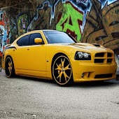 Dodge Charger Background شارجر