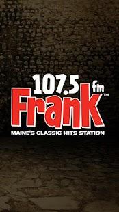 107.5 Frank FM - screenshot thumbnail