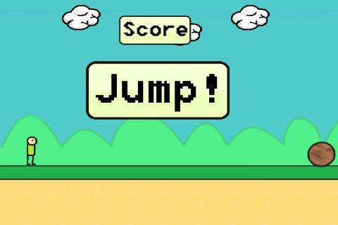 玩街機App|The Jumping Guy免費|APP試玩