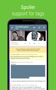 Sync for reddit (Pro) - screenshot thumbnail