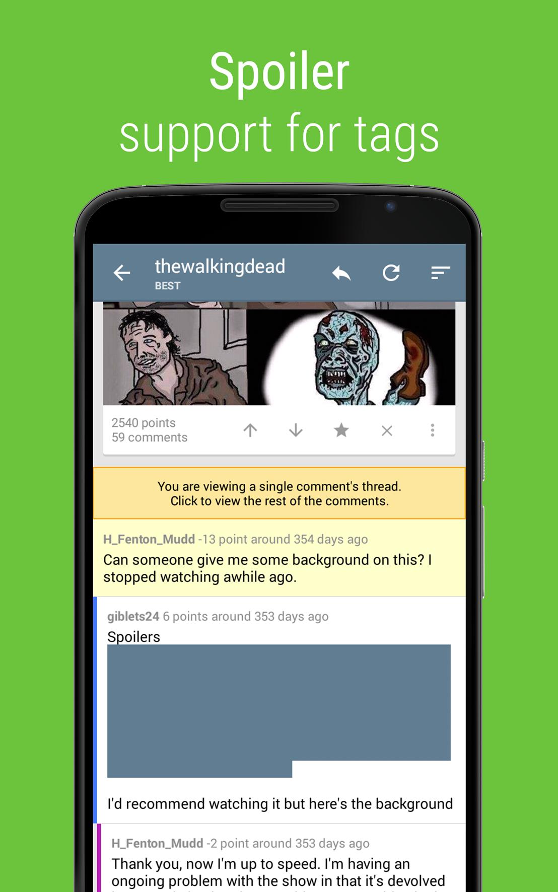 Sync for reddit (Pro) screenshot #6