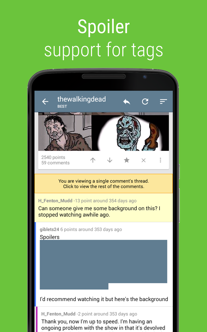 Sync for reddit (Pro) Screenshot 5