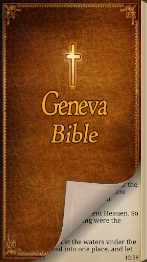 Geneva Bible 1599