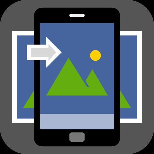 桌布設定助手 (完整圖片設為桌布) 攝影 App LOGO-APP試玩