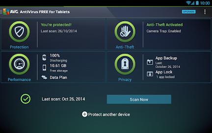 AntiVirus Security - FREE Screenshot 9